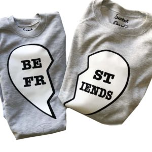 Twinning set best friend baby kids maten